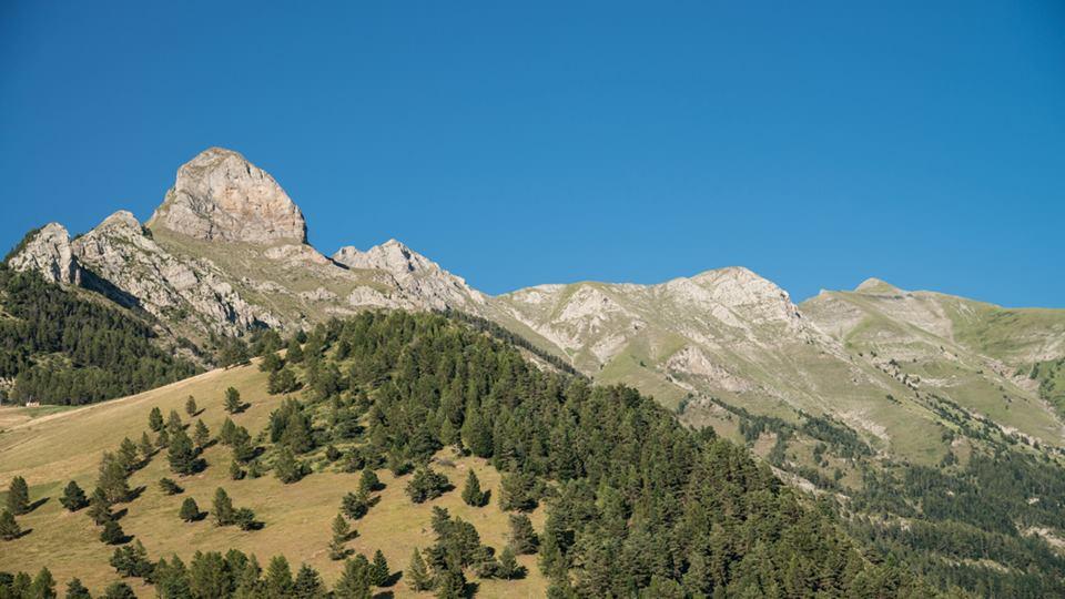 séjour groupe randonnée hautes alpes