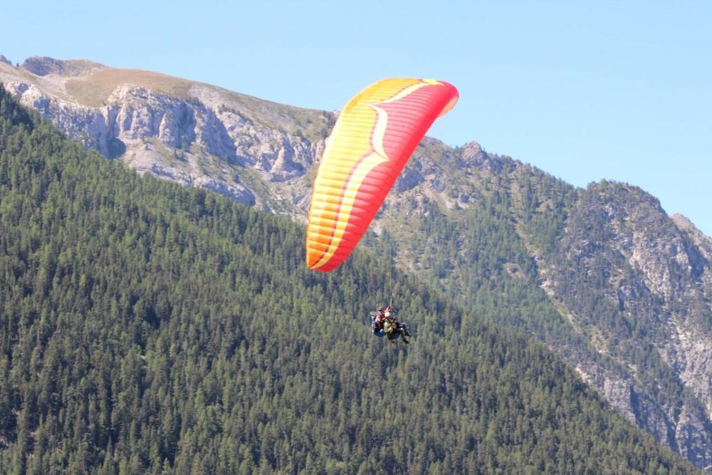 parapente Hautes Alpes