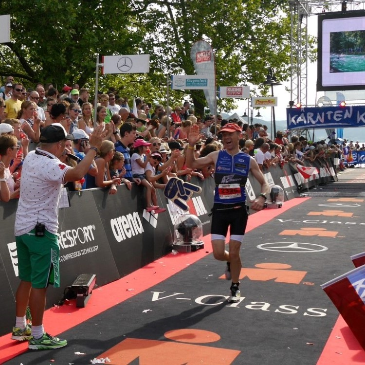 Yves Ironman Klagenfurt